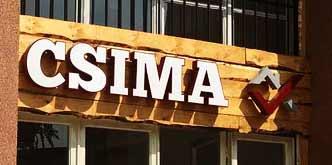 Letrero CSIMA