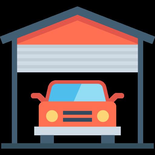 Icono mantenimiento garajes